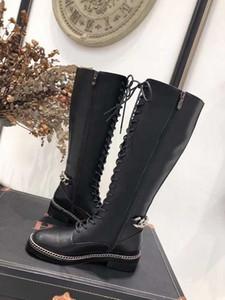 Sıcak satış-modelleri high-end deri uzun çizme tasarımcı modelleri moda ayakkabılar son kravat modelleri kişiselleştirilmiş motosiklet bayan bot 35-41