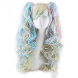 Kukucos Hot Anime Black Butler Danganronpa Lolita Hair Cosplay Wig Many Style For Chice Very Beautful Look