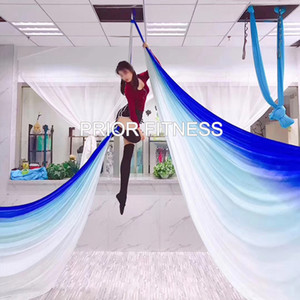 13Yards 12m Aerial Silks for home Yoga Sling Extension Antigravity Aerial Yoga Swing indoor swing