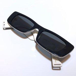 0516 nuevo gafas de sol para las mujeres los hombres protección UV especial diseñador de las mujeres de la vendimia pequeño marco cuadrado 0516S Gafas de sol de calidad superior