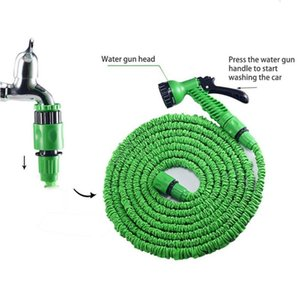 Car washer Expandable Garden Hose Thermal Hose Flexible Extendable Garden Reel Truck Water Connector