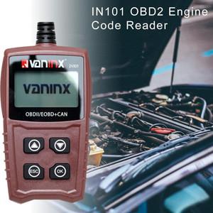 evrensel otomobiller için OM123 CR3001 KW680 AD310 araba kod okuyucu tarayıcı akü test cihazı araba motoru arıza teşhis aletiyle IN101 OBDII