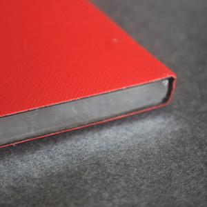 Journal Boucle d'affaires Note Book Hommes Relié Bureau scolaire portable Agenda Organisateur Bureau portable Boucle Carnet de Voyage personnel