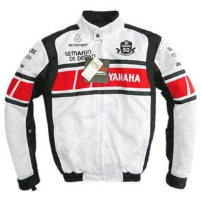 YAMAHA jaqueta de equitação da motocicleta 2020 novo MOTO GP de corrida terno respirável homens de moto quatro temporadas montando equipamentos de proteção