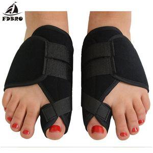 Fdbro 2019 new Sport Tool Correction band Valgus Foot Care Toe Separator Thumb Valgus Protector Splint Correction Feet Tool