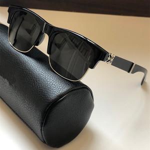 Protección UV400 Baltay Nueva Fasion hombres diseñador del marco Gafas de sol de la mariposa Gafas de sol con el pequeño diamante del diseño de verano de estilo simple