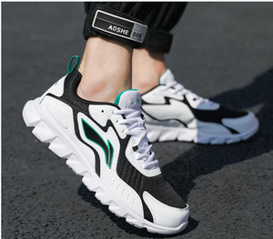 Box 2020 ile Erkek ve Bayan Erkek Spor Ayakkabı Koşu Ayakkabı Sneakers 700 MNVN Üçlü Siyah Turuncu FV4440 FV3258 Running