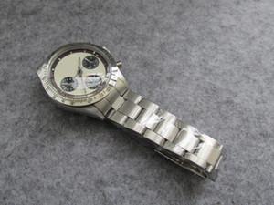 37mm Vintage 6239 6240 6263 Paul Newman En iyi kalite ST19 manuel elle sarma paulnewmen erkekler kol saati Chronograph izle
