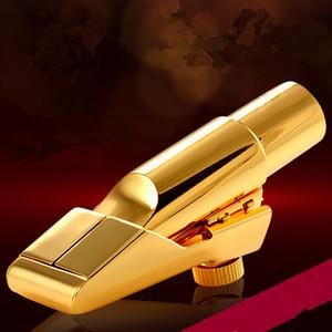 색소폰 악기 액세서리 금속 마우스 피스 Alto Tenor Soprano 완벽한 품질. 무료 배송