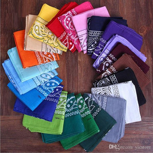 Cotton Paisley Hip Hop Bandanas magic headscarf riding mask Tube Neck Face Headscarves Sport magic Headband Wristband