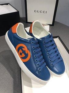 Primavera dos homens sapatos de designer sneaker Ace com as mulheres de bloqueio G desporto sapatos casuais mais novos de verão 2020 sneakers breathble 02