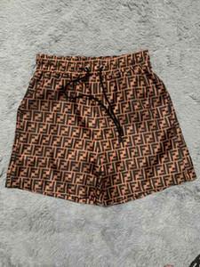 Playa Verano 2020 Diseño impresa letra de los cortocircuitos del tablero de los hombres de la resaca pone en cortocircuito de los hombres shorts de baño
