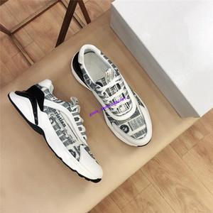 Dior up2020Chaussures Hommes Nouvelles chaussures de desporto Modo Hommes À lacets sport Chaussures Homme Marque Outdoor Formateurs Tênis