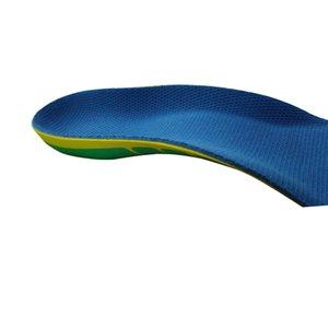 Orthopädische Einlegesohle für Flat Foot Gesundheit Schuh-Auflage-Bogen-Stützkissen Sportschuhe Feet Pflege Pads