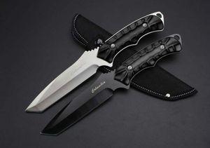 honor K 603 5.4 inch straight fixed blade knife tactical self defense edc collection охотничьи ножи рождественский подарок A1457 Adnb