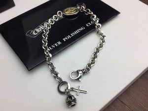 Mode Bijoux luxe Vintage diamants en or Bracelet unisexe Bracelet wearable glacÉ bijoux chaînes