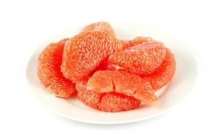 Rotes Fleisch Förderung Großhandel Guanximiyou Obst Grapefruit Bonsais Bonsai Süd Fruiting handlicher 20Pcs Andere Kitchen Bar Restaurants