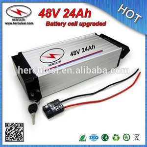 batterie vélo électrique 48V 1000W / 48 volts batterie vélo électrique / 48V 24AH vélo électrique Batterie inium Case
