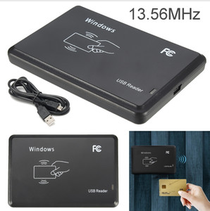 RFID IC Kartenleser R20C für S50 S70 NFC Berührungslose Reader Chip Member Management Access Control System HF 13.56MHz USB-Leser für Windows