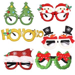 Noel Dekorasyon Gözlük Noel Baba Geyik Kardan Adam Noel ağacı Gözlük Çocuk Gözlükler Fit Çocuk Kız Erkek Parti Hediye 1 95zh E Tasarımları