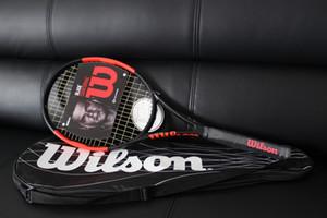 Hochwertige Tennisschläger PRO Schläger PRO STAFF 95S mit Schnur und Tasche 1 Stück Schläger versandkostenfrei