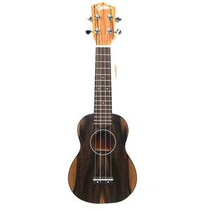 고품질 21 인치 초급 호두 우쿨렐레 4 문자열 기타 키트 - Burlywood