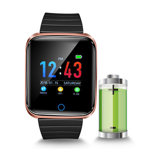 D28 smart watch color screen bracelet fitness tracker support heart rate monitor blood pressure measurement Bluetooth wristbands