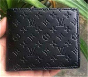 2020 cartões designer de carteira e moedas de homens famosos carteiras bolsa de couro cartão de titular de luxo carteira carteira mulheres NO BOX A35
