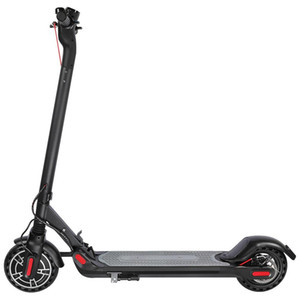 KUGOO ES2 plegable Scooter eléctrico 350W Motor Pantalla LED Max 25 KM / H 8,5 pulgadas Neumáticos - Negro