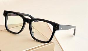 New Fashion Designer 8042 Lunettes optique Cadre carré Glasses atmosphère style simple Lunettes Meilleures ventes Venez avec le cas 8042S