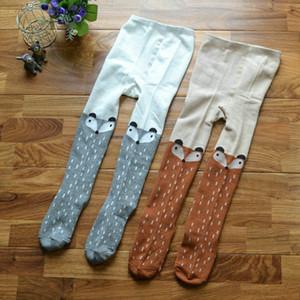 Calze per bambini Calze di cotone calze di volpe Calze di calzini di calze