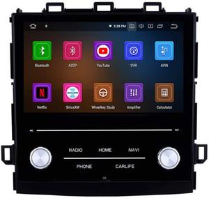 8 Inch Android 9.0 HD Touchscreen Car Stereo Radio para Subaru XV 2,018 Chefe Unidade de Navegação GPS Bluetooth Música Suporte WIFI