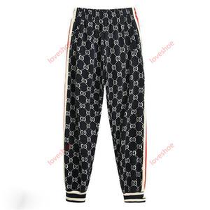 Gucci  Sweatpants  esportes zipper calças calças terno senhoras de luxo esportes xshfbcl sportswear homens paletó de beisebol da forma dos homens e mulheres novos