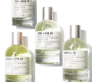 hediye büyüleyici koku ücretsiz gönderim için kadınlar ve erkekler özel parfüm Labo Santal 33 BERAMOTE için Parfüm 22 SİYAH 29 orada seçimler