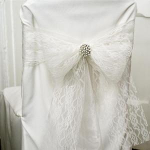 Hochzeit Dekoration Spitze Rolle 15cm x 22M Tischläufer-Stuhl-Schärpe Bouquet Venue AU