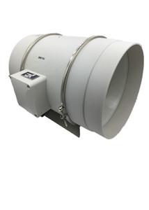 Alta qualità mista flusso ventilatore, diagonale flusso pressurizzato Duct Fan, per casa, ufficio, tende Grow, coltura idroponica, con la variabile della velocità della ventola di scarico