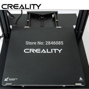 3M Sticker 3D Printer ile 3 Baskı 3 Parça Aksesuar Fabrikası Tedarik 3D Printer Yapı Yüzey için Sheet yatak ısıtılan