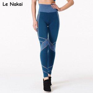 New seamless leggings for women fitness yoga pants thick fabric yoga legging workout gym leggings tummy control sport legging Y200601