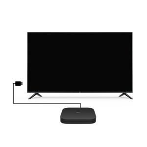 Xiaomi Mi TV Box S 4 Android 8.1 4K HD QuadCore- intelligenter Bluetooth 2GB 8GB HDMI WiFi Set UP Boxs Media Player