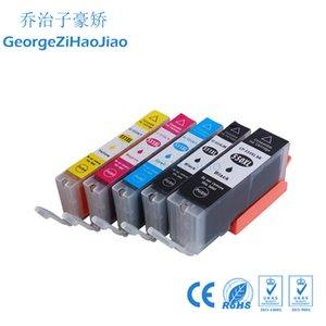 5 PGI550 CLI551 canon IP7250 MG5450 MX925 MG5550 MG6450 MG6450 MG5650 / 6650 İX6850 MX725 / 925 için inkl kartuş kartuşu