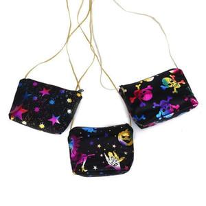Sexy2019 Thinkthendo поп Хэллоуин Мини сумка праздник подарок ремень портмоне для детей Дети 17cmx11.5 см
