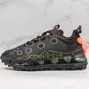 Zapato nueva ISPA del aire exterior para hombre del diseñador de moda de la zapatilla de deporte de las mujeres Blanco Negro Contiene alta presión de nitrógeno Zapatos Casual Tamaño US5.5-11
