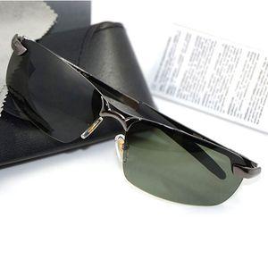 10 قطع عالية الجودة الاستقطاب رجل نظارات شمسية ماركة مصمم الشمس glassess إمرأة نظارات عالية الجودة مصمم النظارات مع القضية الأصلية