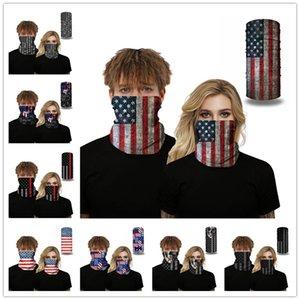 Holiday Magic Turban Bandeira Nacional Poeira face Prova Máscara Máscara Tampa Bandana Bandana Neck Gaiter Scarf