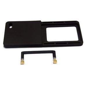 Conversion Board Stabilizer Sport Camera Clip Mount Holder Adapter Board for Gopro 3 4 5 Camera Phone Clip