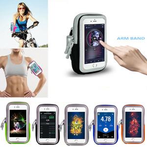Sac de téléphone portable avec bandoulière pour bras de sport Courir Jogging Gym Brassard Exercice