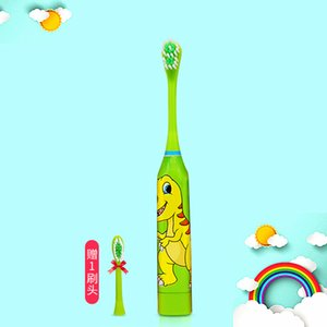 Popular portable full-automatic children's ultrasonic electric toothbrush direct selling to children's gift manufacturers