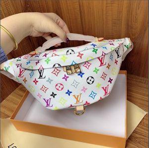 2020 moda selvagem saco da cintura cor feminina saco messengerbag embreagem bolsa de ombro mulheres mochila