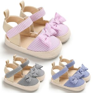Newborn Baby Girl Soft Crib Shoes Infants Anti-slip Newborn Baby Shoes Cute Sneaker Prewalker 0-18M
