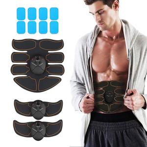 EMS Trainer Wireless ABS stimolatore intelligente fitness addominale Glutei stimolatore muscolare Body Shaping dispositivo che dimagrisce il Massager